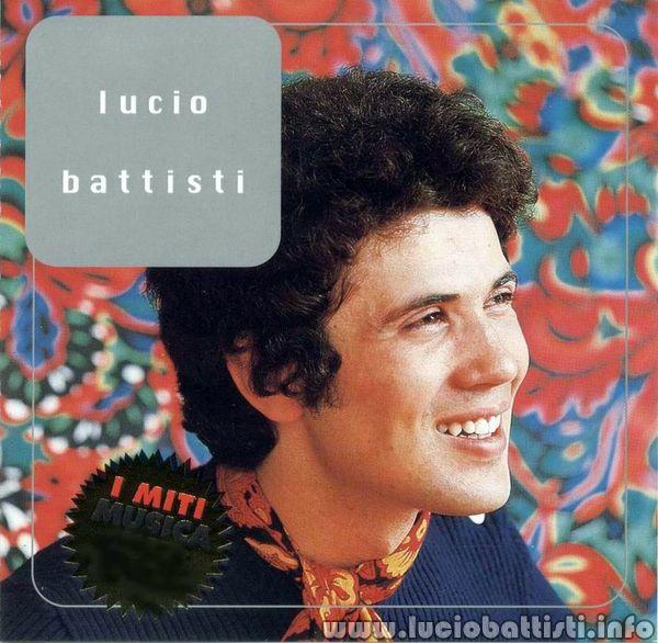 LUCIO BATTISTI (collana I Miti, vol. 1)