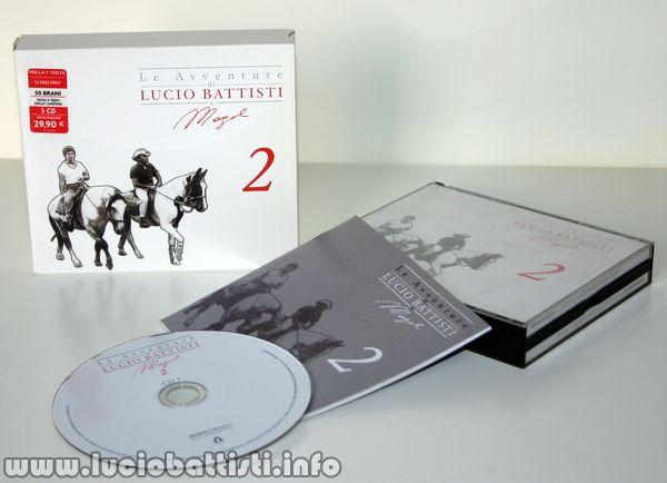 Le Avventure di Lucio Battisti e Mogol 2