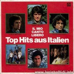 IL MIO CANTO LIBERO - TOP HITS AUS ITALIEN