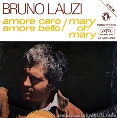 Amore caro, amore bello / Mary oh Mary