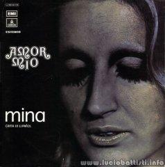 AMOR MIO – MINA CANTA EN ESPAÑOL