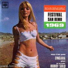 FESTIVAL SANREMO 1969