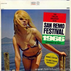 SAN REMO FESTIVAL THE TWELVE GREATEST HITS
