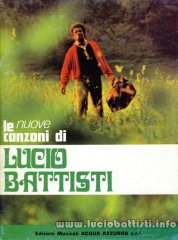 Le nuove canzoni di Lucio Battisti