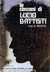 Le canzoni di Lucio Battisti