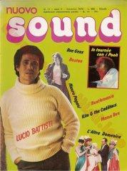 NUOVO SOUND n. 11 - Novembre 1978