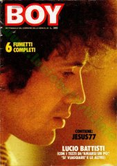 CORRIER BOY n. 20 - 20 maggio 1977