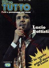 TUTTO n. 1 - Maggio 1977