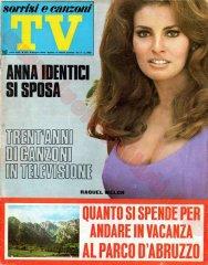 SORRISI E CANZONI TV n. 23 - 9 giugno 1968
