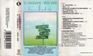 SÌ, VIAGGIARE… 1976, 1982
