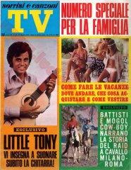 SORRISI E CANZONI TV n. 26 - 28 giugno 1970