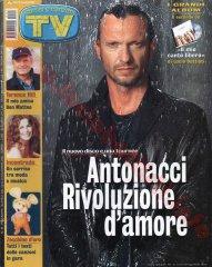 SORRISI E CANZONI TV n. 47 – 12 novembre 2001
