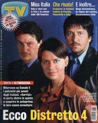 SORRISI E CANZONI TV n. 37 – 8 settembre 2003