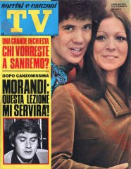 SORRISI E CANZONI TV n. 3 - 17 gennaio 1971