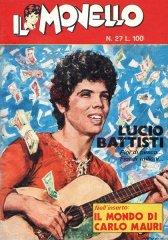 IL MONELLO n. 27 - 6 luglio 1972