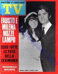 SORRISI E CANZONI TV n. 31 - 4 agosto 1968