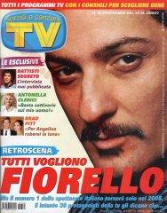 SORRISI E CANZONI TV n. 39 – 17 settembre 2007