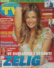 SORRISI E CANZONI TV n. 44 – 8 ottobre 2007