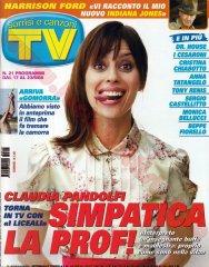 SORRISI E CANZONI TV n. 31 – 12 maggio 2008