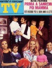 SORRISI E CANZONI TV n. 1 - 5 gennaio 1969