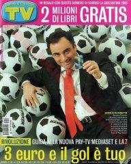SORRISI E CANZONI TV n. 3 – 10 gennaio 2005