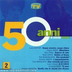 50 ANNI DI CANZONI ITALIANE