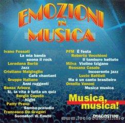 EMOZIONI IN MUSICA - MUSICA, MUSICA