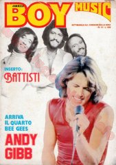 CORRIER BOY MUSIC n. 15 - 9 aprile 1980