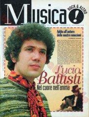 MUSICA n. 161 - 17 settembre 1998