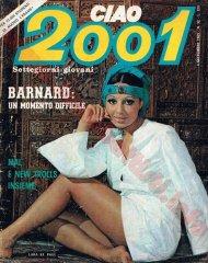 CIAO 2001 n. 32 - 3 settembre 1969