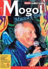 MOGOL - MUSICA E POESIA n. 5 - 1999