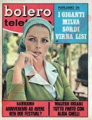 BOLERO TELETUTTO n. 1119 - 13 ottobre 1968