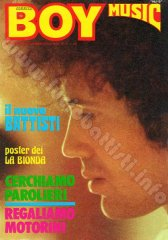 CORRIER BOY MUSIC n. 10 - 5 marzo 1980