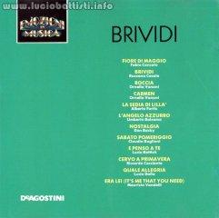 EMOZIONI IN MUSICA - BRIVIDI