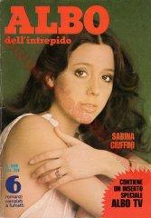 ALBO DELL'INTREPIDO N. 1586 - 15 luglio 1976