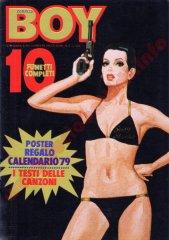 CORRIER BOY MUSIC n. 2 - 17 gennaio 1979