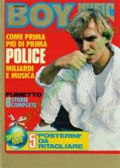 CORRIER BOY MUSIC n. 51/52 - 31 dicembre 1981