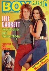 CORRIER BOY MUSIC n. 8 - 25 febbraio 1981