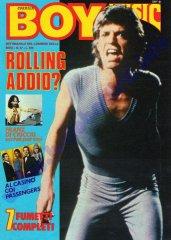CORRIER BOY MUSIC n. 47 - 21 novembre 1981