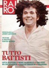 RARO! n. 1 - Gennaio - febbraio 1989