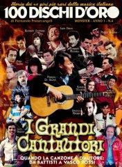 MONSTER n. 4 – Febbraio 2004 – 100 DISCHI D'ORO: I GRANDI CANTAUTORI