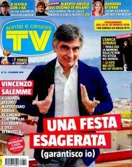 SORRISI E CANZONI TV n. 12 – 20 marzo 2018