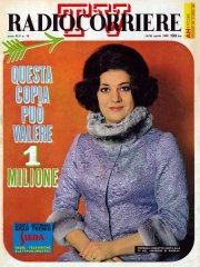 RADIOCORRIERE TV n. 16 - 14/20 aprile 1968