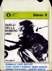 QUELLI DELLA NUMERO UNO - VOLUME 8