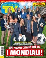 SORRISI E CANZONI TV n. 24 - 12 giugno 2018