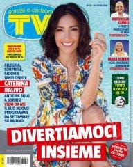 SORRISI E CANZONI TV n. 31 - 31 luglio 2018