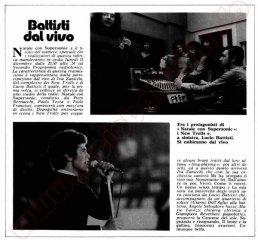 RADIOCORRIERE TV n. 52 del 24-30 dicembre 1972