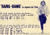 Bang Bang / Che importa a me