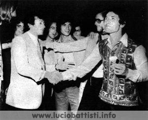 Lucio e Tony