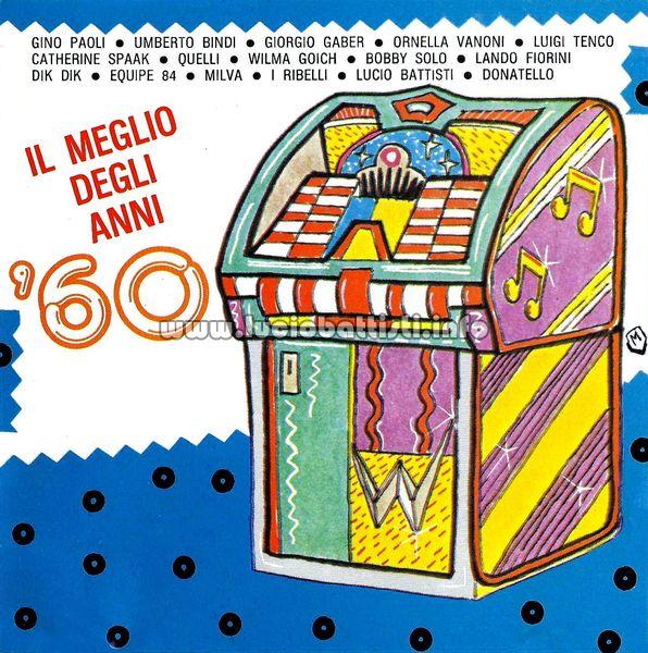 IL MEGLIO DEGLI ANNI '60